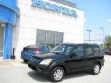 2006 Nighthawk Black Pearl Honda CR-V EX 4WD #15861023