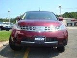 2006 Merlot Pearl Nissan Murano S AWD #15874326