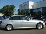 2009 Titanium Silver Metallic BMW 3 Series 328i Sedan #15907051
