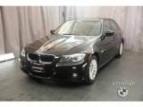 2009 Jet Black BMW 3 Series 328i Sedan #15904426