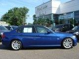 2009 Montego Blue Metallic BMW 3 Series 328i Sedan #15907057