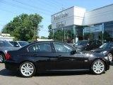 2009 Black Sapphire Metallic BMW 3 Series 328i Sedan #15907053