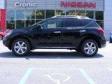 2009 Super Black Nissan Murano SL #15916693