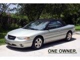 1999 Chrysler Sebring Silver Mist