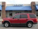 2003 Redfire Metallic Ford Explorer XLT 4x4 #15914845