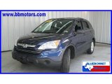 2008 Royal Blue Pearl Honda CR-V EX 4WD #15921755