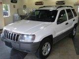 2002 Stone White Jeep Grand Cherokee Laredo #15915583