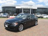 2007 Black Sapphire Metallic BMW 3 Series 335i Sedan #15919149