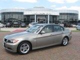 2008 Platinum Bronze Metallic BMW 3 Series 328i Sedan #15919142