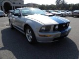 2007 Satin Silver Metallic Ford Mustang GT Premium Coupe #15916717
