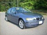 2005 Steel Blue Metallic BMW 3 Series 330xi Sedan #15960026