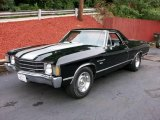 Chevrolet El Camino 1972 Data, Info and Specs