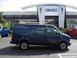 1999 Medium Cadet Blue Metallic Chevrolet Astro Commercial Van #15967701