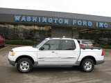 2002 Oxford White Ford Explorer Sport Trac 4x4 #15971201