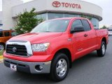 2007 Radiant Red Toyota Tundra SR5 TRD Double Cab 4x4 #15970828