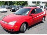 2005 Infra-Red Ford Focus ZX4 ST Sedan #15976217