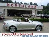 2003 Millennium Silver Metallic Lexus SC 430 #15966411