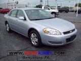 2006 Glacier Blue Metallic Chevrolet Impala LS #15973173