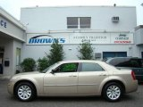 2008 Light Sandstone Metallic Chrysler 300 LX #15959606
