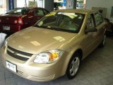 2007 Sandstone Metallic Chevrolet Cobalt LS Sedan #15969242