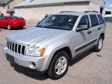 2006 Bright Silver Metallic Jeep Grand Cherokee Laredo 4x4 #15961510