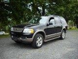 2003 Black Ford Explorer Eddie Bauer 4x4 #16027176