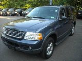 2003 Medium Wedgewood Blue Metallic Ford Explorer XLT 4x4 #16034298