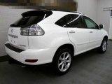 2009 Crystal White Mica Lexus RX 350 AWD #16034548