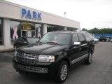2007 Black Lincoln Navigator L Luxury 4x4 #16026714