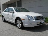 2008 White Suede Ford Fusion SEL V6 #16029994