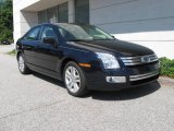 2008 Dark Blue Ink Metallic Ford Fusion SEL V6 #16030098