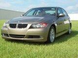 2007 Sonora Metallic BMW 3 Series 328i Sedan #16030239