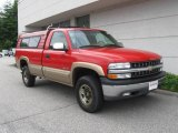 1999 Chevrolet Silverado 2500 Regular Cab 4x4 Data, Info and Specs