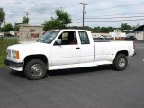 1991 Chevrolet C/K 3500 K3500 Extended Cab 4x4 Dually Data, Info and Specs