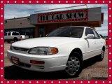 1995 Toyota Camry Super White