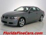 2007 Space Gray Metallic BMW 3 Series 328i Coupe #1608711