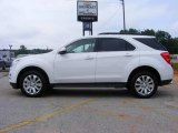 2010 Summit White Chevrolet Equinox LT #16107546