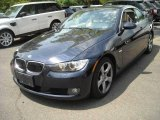 2007 Monaco Blue Metallic BMW 3 Series 328i Convertible #16112552
