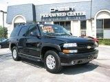 2005 Black Chevrolet Tahoe Z71 #16110384