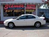 2002 Stone White Chrysler Sebring LXi Sedan #16107516