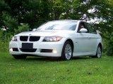 2006 Alpine White BMW 3 Series 325i Sedan #16110778