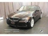 2006 Jet Black BMW 3 Series 330xi Sedan #16095299