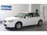 2008 White Chevrolet Malibu Classic LT Sedan #16111756