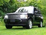 2004 Java Black Land Rover Range Rover HSE #16110788