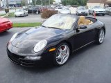 2007 Black Porsche 911 Carrera S Cabriolet #16093747