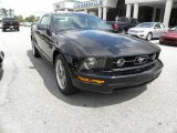 2006 Black Ford Mustang V6 Premium Coupe #16107616