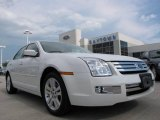 2008 White Suede Ford Fusion SEL V6 #16125713