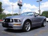 2006 Tungsten Grey Metallic Ford Mustang GT Premium Convertible #16093446