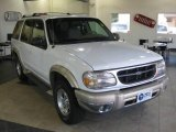 2000 Oxford White Ford Explorer Eddie Bauer #16132568