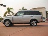 2005 Zambezi Silver Metallic Land Rover Range Rover HSE #16098154